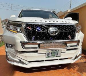Destiny Etiko reacts to allegation that a billionaire businessman bought Toyota Land Cruiser for her 2