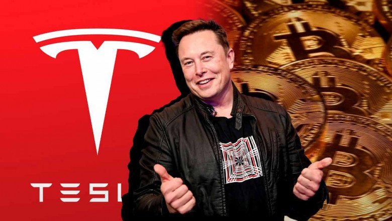 Money Move! Tesla CEO, Says People Can Now Buy Tesla Electric Vehicles With Bitcoin 1