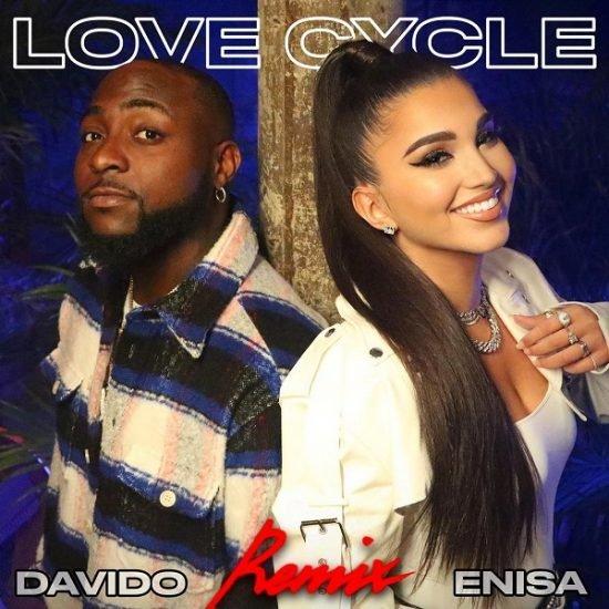 [Music] Enisa Ft Davido – Love Cycle (Remix) 1