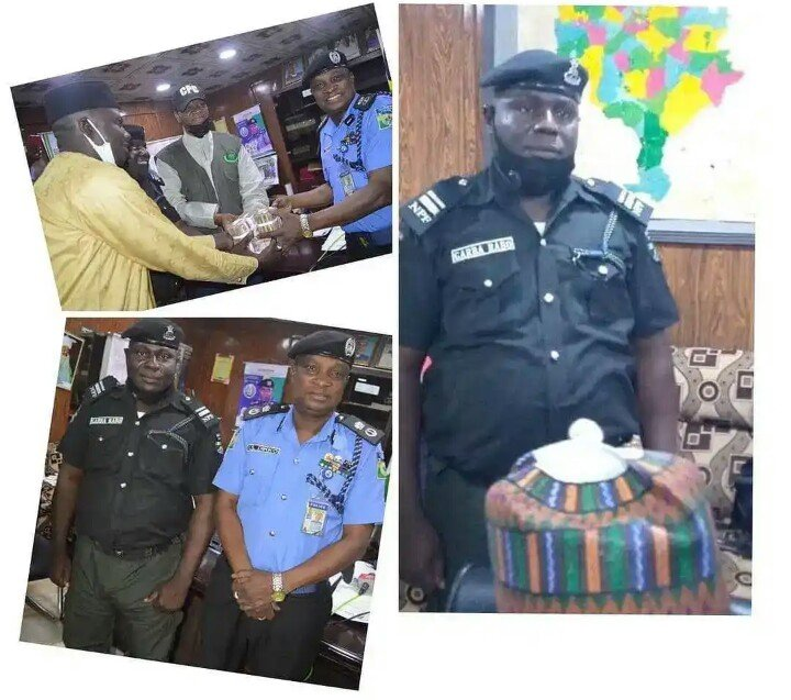 Police Present ₦1 Million Gift To Officers Who Rejected N1 Million Bribe (Photos) 1