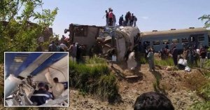 32 People Killed As Two Trains Crash 2
