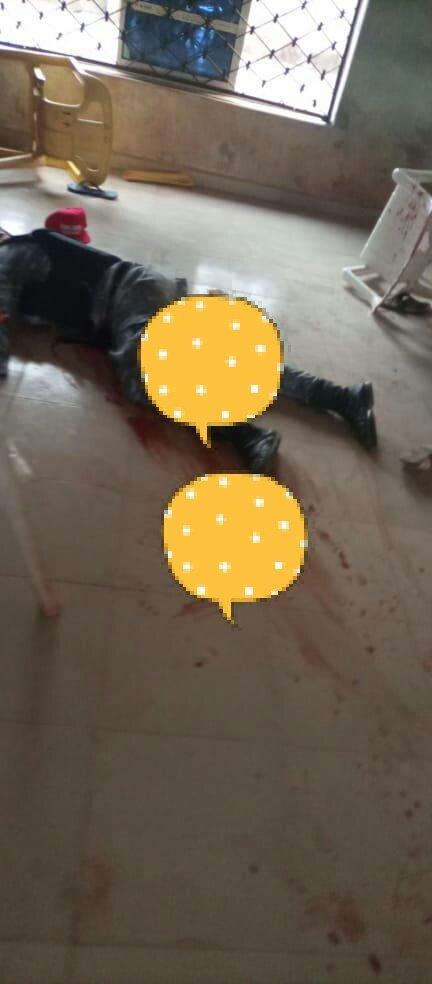 Gunmen Attack Former CBN Governor, Kill 3 Policemen (Graphic Photos) 4