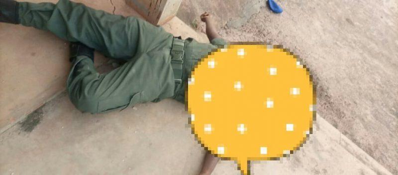 Gunmen Attack Former CBN Governor, Kill 3 Policemen (Graphic Photos) 1