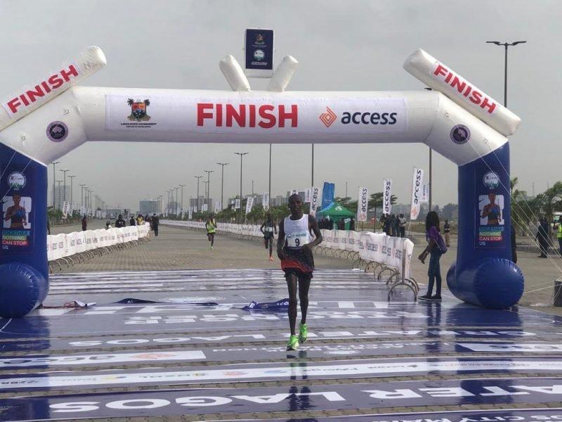 Kenyan, Ethiopian Emerge Winners Of Lagos City Marathon Again 5