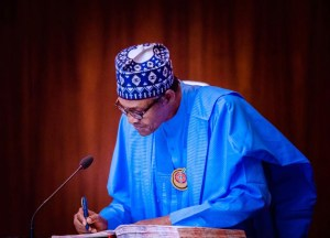 "President Buhari: ""I Am In London Taking A Short Rest"" 2"