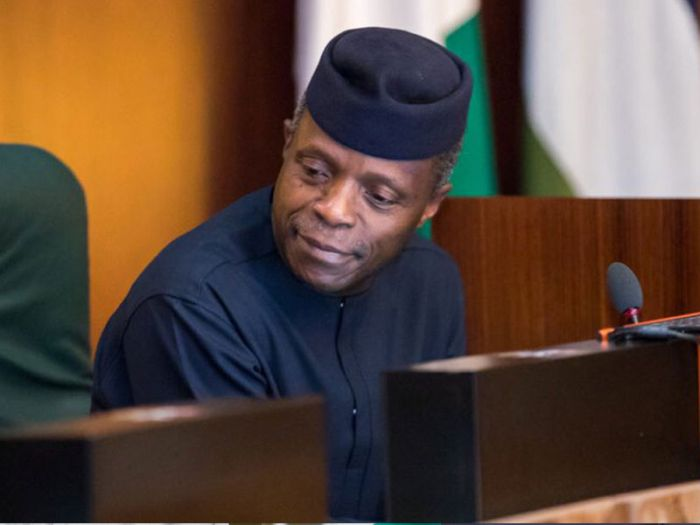 Osinbajo Reveals What Will Happen If There Is Another Civil War 1