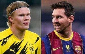 Peo Guardiola Chooses Between Messi & Haaland (See His Pick) 2