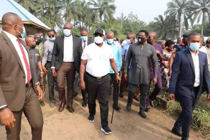 Abia State Governor, Ikpeazu Issues Strong Warning To Security Operatives After Explosives Was Found In A Primary School 1