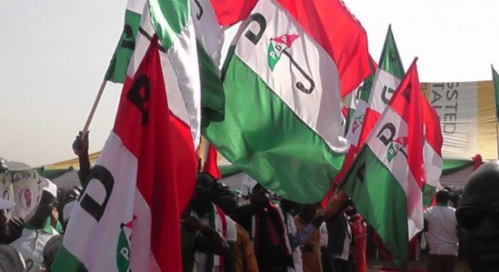 PDP Governors In Closed-Door Meeting In Benue State (See Details Of Meeting) 1
