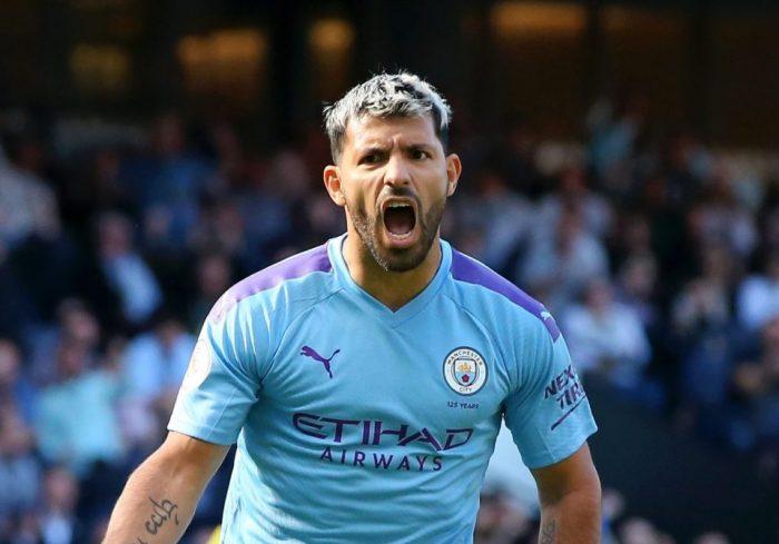 Man City Striker Sergio Aguero Is Set To Join Barcelona