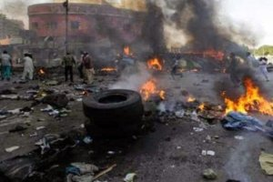 Bomb Explodes On Suicide Bomber's Body In Ebonyi