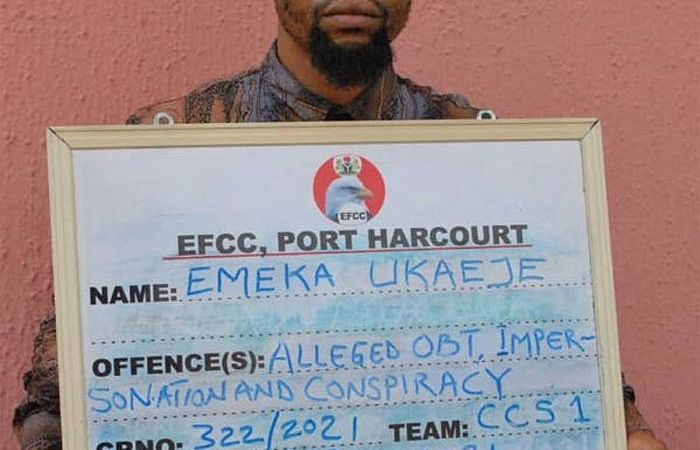 Leader Of Human Organs Traffickers Arrested by EFCC In Port Harcourt