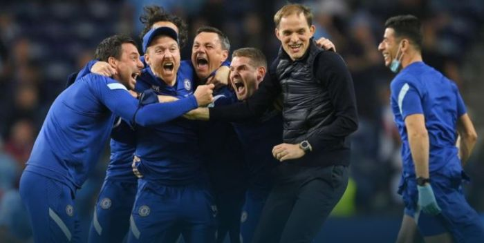 Chelsea Beat Man City To Win The UEFA Champions League (Watch Highlight) 3