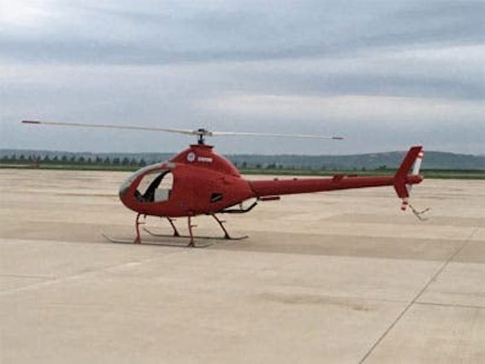 See The First Made In Nigeria Helicopter (Photo) – Can You Fly In It?