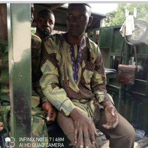 Notorious Fulani Kidnapper Arrested In Kwara, Foreign Currencies And Valuables Recovered (See Photos) 1