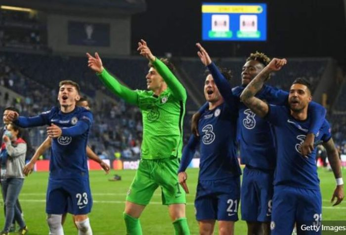 Chelsea Beat Man City To Win The UEFA Champions League (Watch Highlight) 4