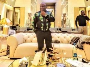 Kiddwaya's Billionaire Father, Terry Waya Celebrates Birthday As He Clocks 60