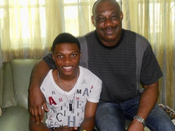 See Throwback Photos Of Some Of Your Favorite Artistes (You Won't Believe No. 5) 2