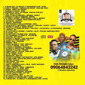 DJ MARLEY - K-MUSIC ENT Monthly Mixtape June Edition 1
