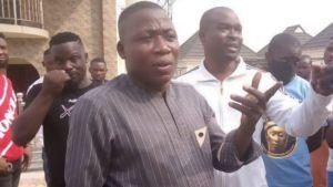Sunday Igboho Updates Lagos Rally Plan