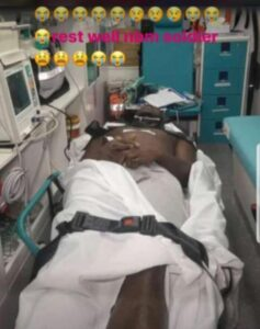 Davido's Aide Obama DMW Reportedly Dies Of Heart Failure (PHOTO) 2