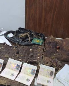 DSS Declares Sunday Igboho Wanted (See Photos Of The Charm And Guns Found In His House) 5