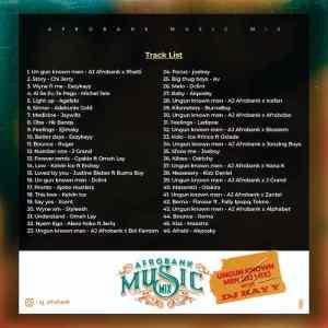Download DJ Kay Y x Afrobank Music – Ungun Knowmen Mix 1