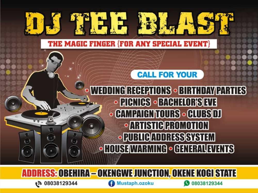 Dj Tee Blast - Naija Party Mix