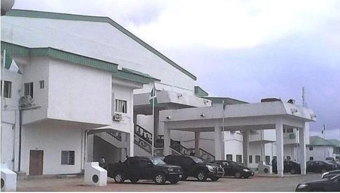Sporadic Gunshots At Imo House Of Assembly Complex (See Details)