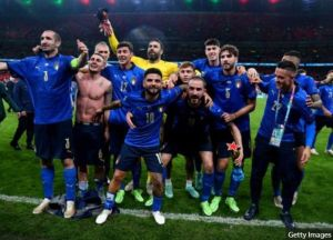 Italy Beat England To Win Euro 2020 (Watch Highlight) 2