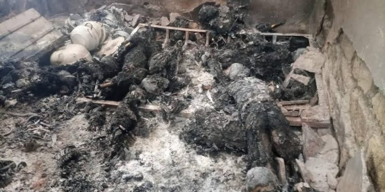 36 victims BURNED ALIVE By Bandits In Plateau Community