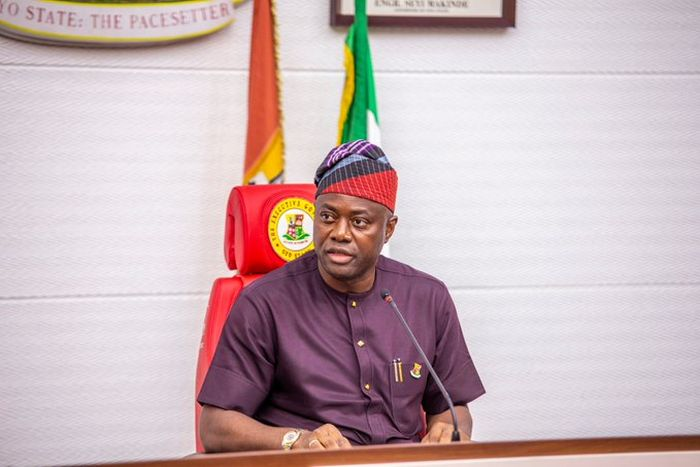 Oyo State Governor, Makinde Swears In 7 Commissioners – See Full Details