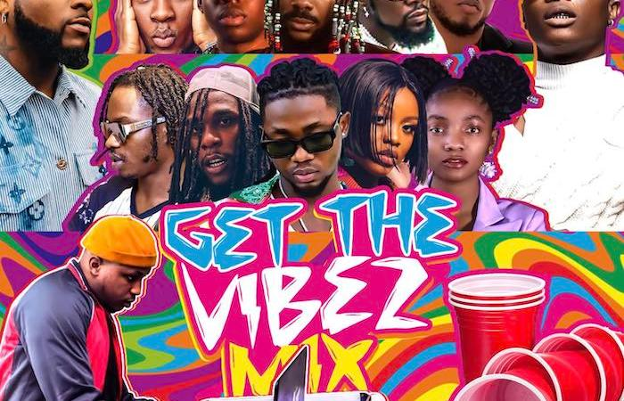 DJ Causetrouble – Get The Vibes Mix