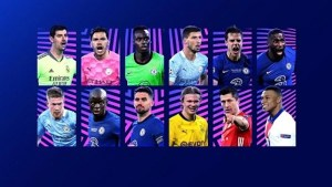 UEFA Releases Nominees for 2020/21 Champions League Awards (See Full List)