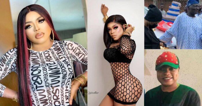 Bobrisky Finally Speaks On Why He Dresses Like A Man To See His Dad
