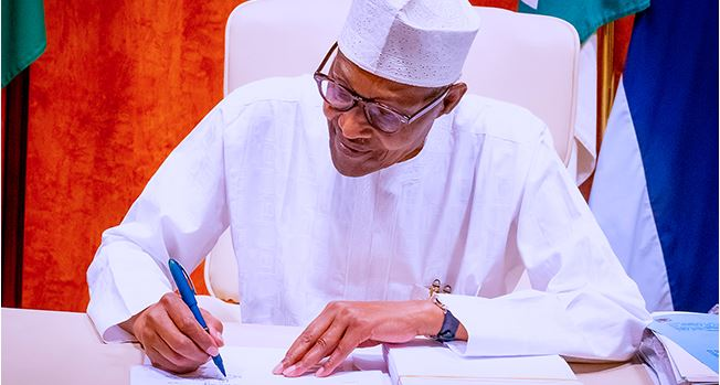 President Buhari Makes New EFCC Appointment – See Full Details
