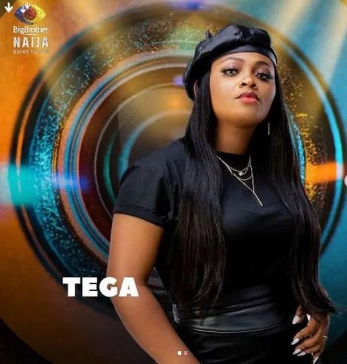 BBNaija: I Will Do More For Highlights If I Was Single – Tega Tells Cross