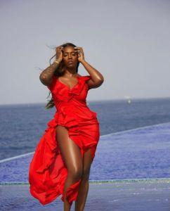 Tiwa Savage Wows In New Sexy Bikini Pictures