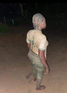 Female Army Officer Brutalizes Female Corps Member In Calabar
