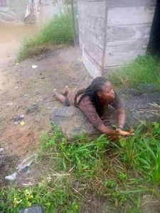 Suspected 'Yahoo Boy' Arrested After Failed Attempt To Beh*ad His Girlfriend For R*tual In Bayelsa (Graphic Photos) 3