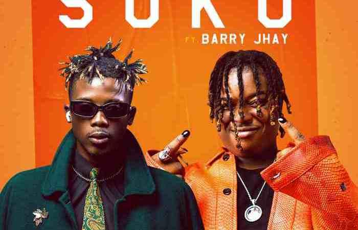 DJ Lawy Ft Barry Jhay – Soko
