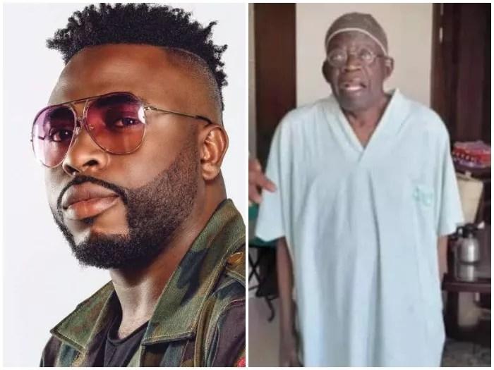 "2023 Election!! ""Nigeria Don't Need Another Sick President"" – Samklef To Tinubu"