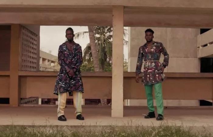VIDEO: Victor AD Ft Mr Eazi – Black