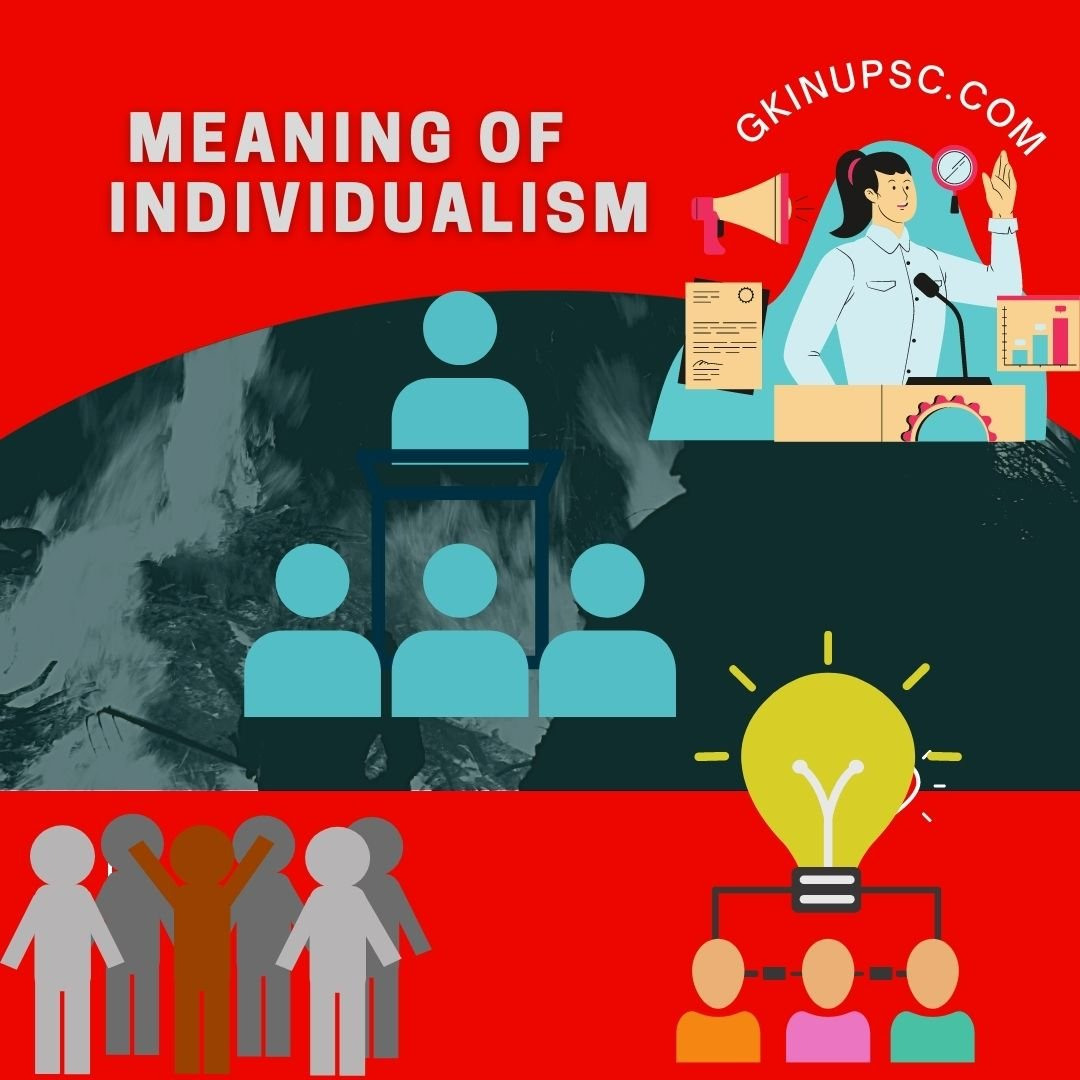 Meaning of individualism