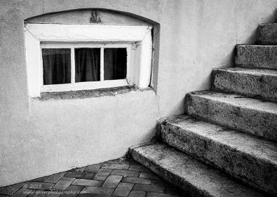 """""""The Window"""", Canon 5D Mk3, 24-70mm f/2.8L Mk2, Singh-Ray Color Combo Polarizer, Converted to Black and White in Lightroom"""