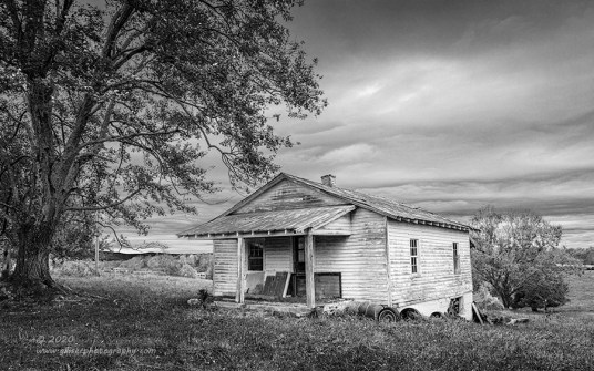 """""""Tired of Home"""", Canon 5DS R, 24-70mm f/2.8L Mk2, Singh-Ray Color Combo Polarizer, Galen Rowell 3-stop soft ND Grad, Converted to B&W in Lightroom"""