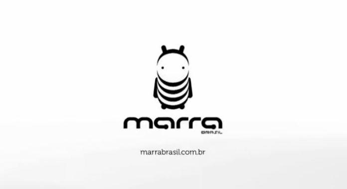 Marra Brasil Logo Nova Novela Sete Globo