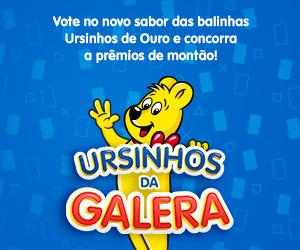 Promoção Ursinhos da Galera