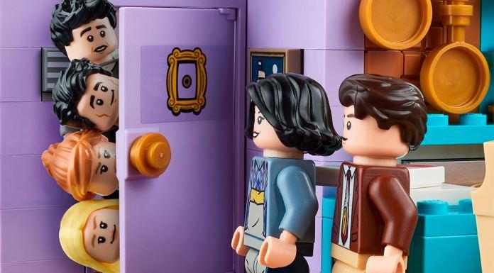Colecionáveis LEGO Friends