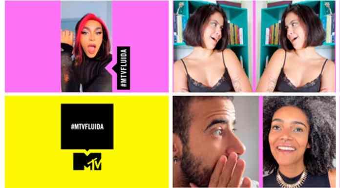Foto de divulgação para a ação da MTV sem gênero.